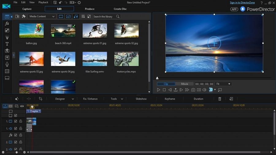 aplikasi edit video di pc