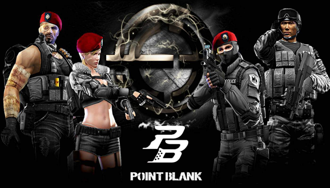 main point blank online di pc