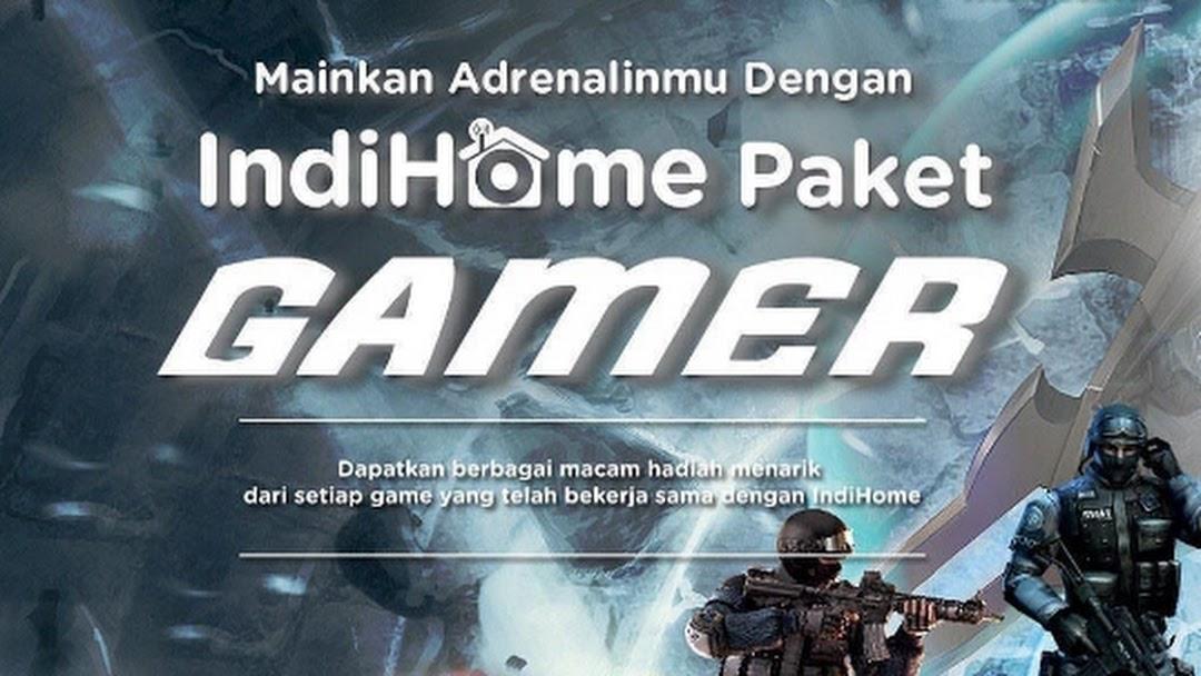 Paket HSI IndiHome Gamer