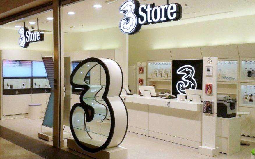 cara mendaftarkan kartu 3 di gerai 3 store