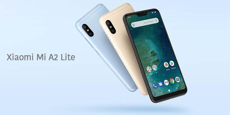 Xiaomi Mi a2 lite HP di bawah 2 jutaan