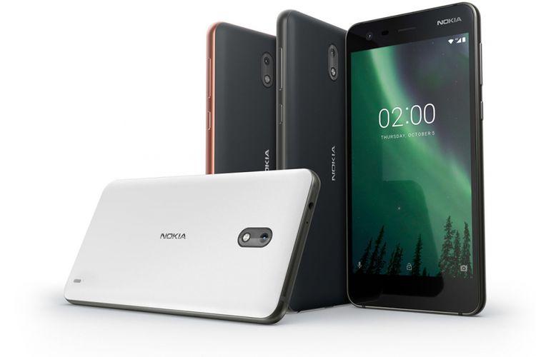 HP Nokia 4G murah