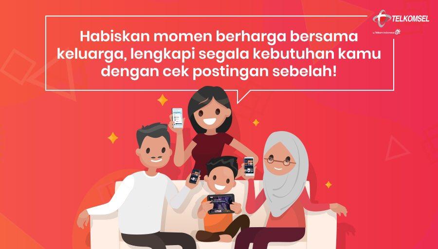 paket internet keluarga simpati telkomsel