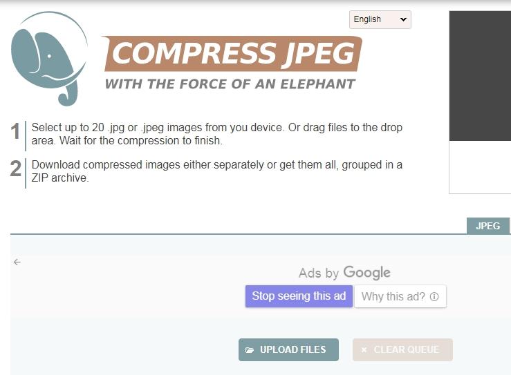 situs compress jpeg untuk meecilkan ukuran foto 200kbng