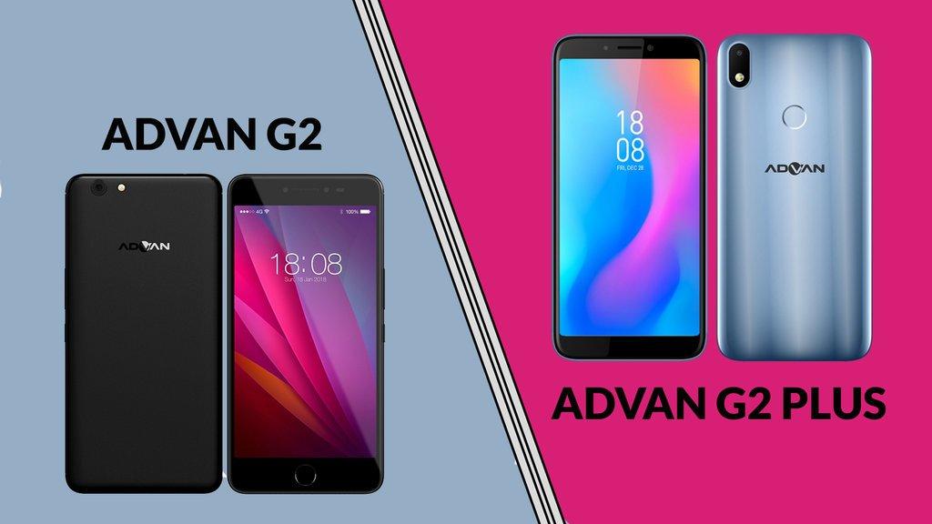 HP Advan G2 Pro terbaru