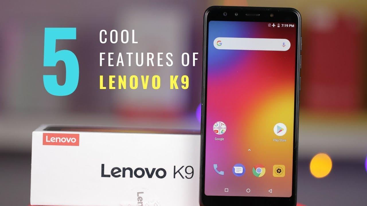 HP Lenovo K9