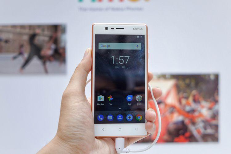 HP NFC Nokia 3