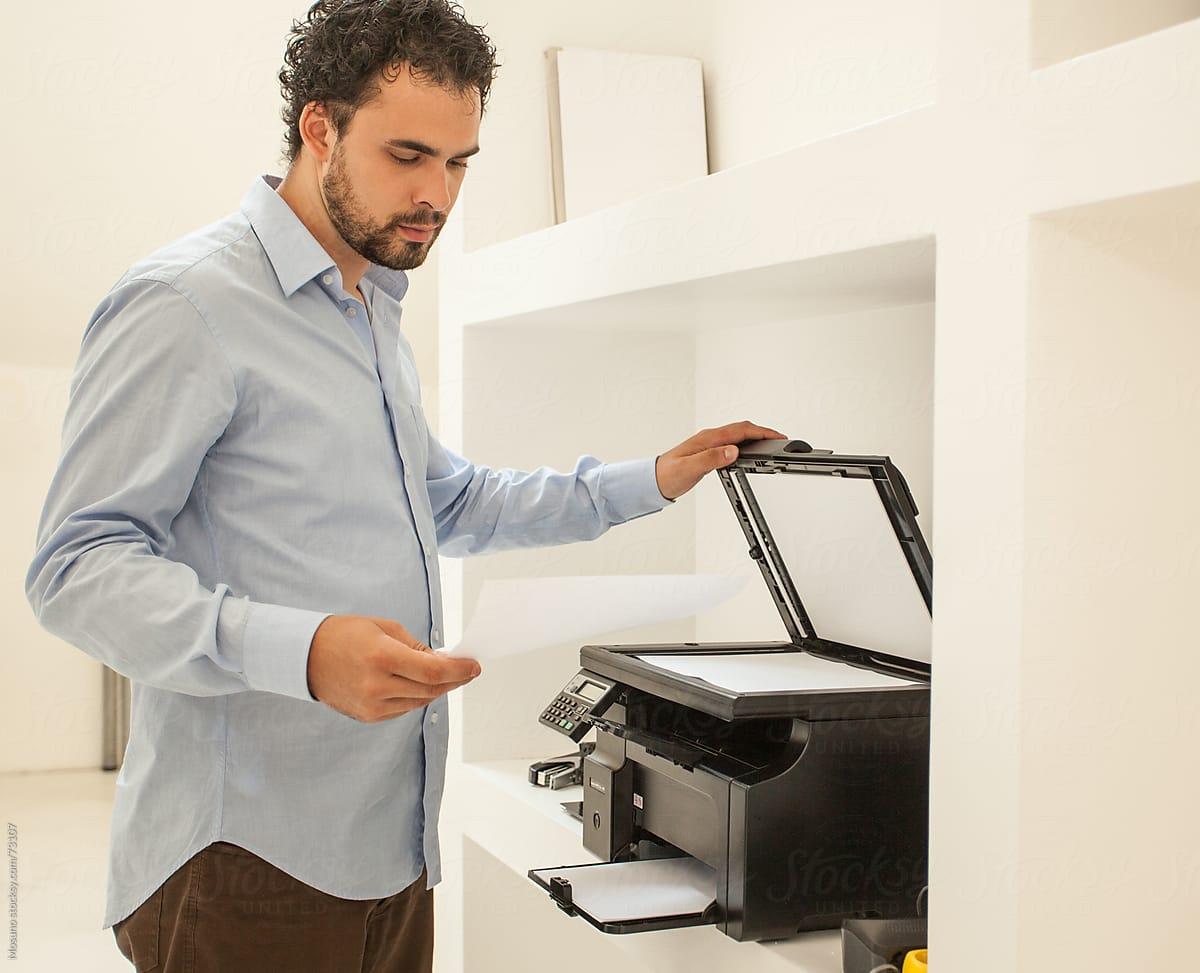 cara mudah print bolak-balik