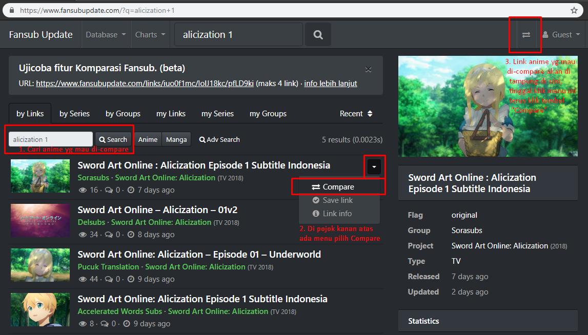 subtitle bahasa Indonesia terbaik