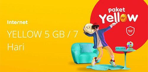 paket Yellow 5GB
