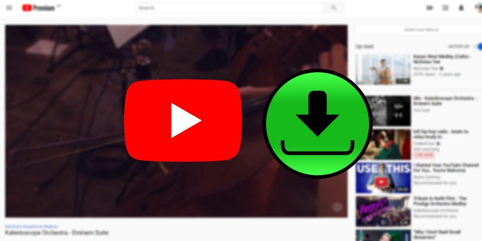 aplikasi untuk download vide youtube