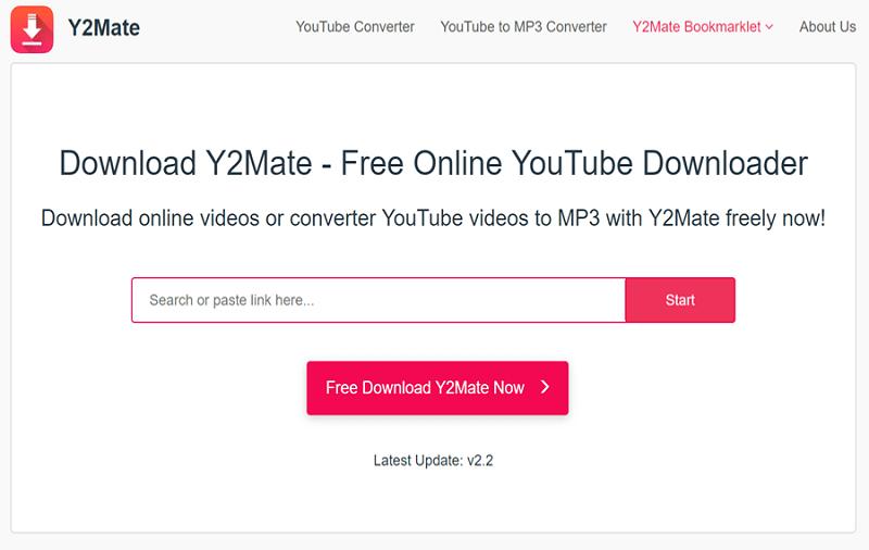 cara menggunakan y2mate untuk download mp3