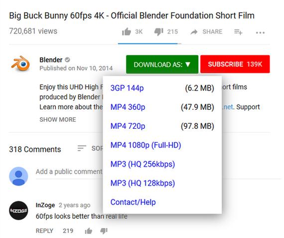 cara ads on youtube download gambar