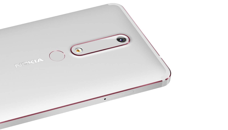 nokia 6 HP NFC Terbaik