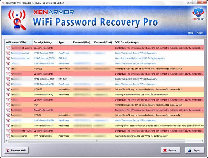 amankan wifi dengan wifi password recovery