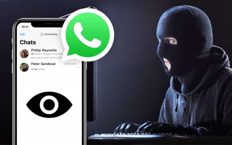Cara Hack WhatsApp Jarak Jauh