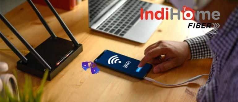 cara mudah menggunakan indihome fiber untuk mengetahui siapa yang menggunakan wifi kita