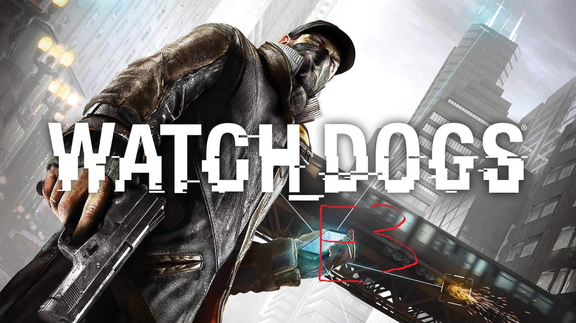 cara main watch dogs