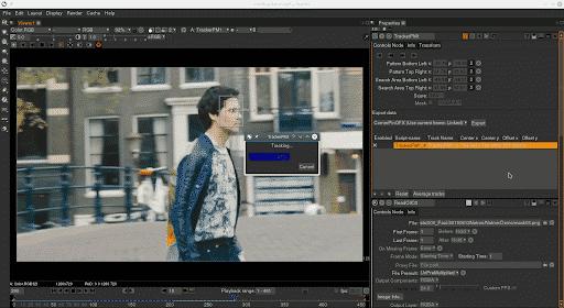 cara emnggunakan natron video editor